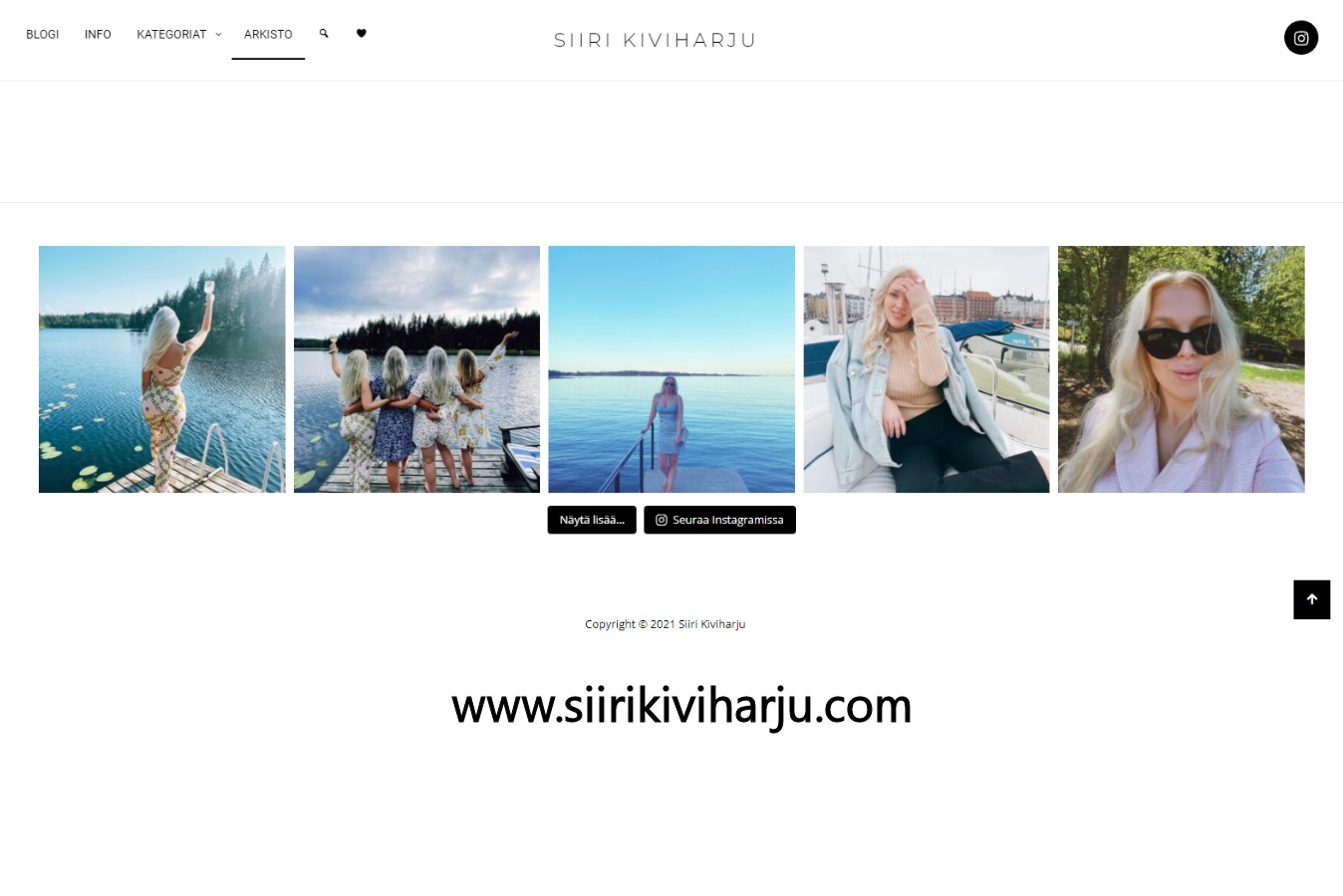 www.siirikiviharju.com